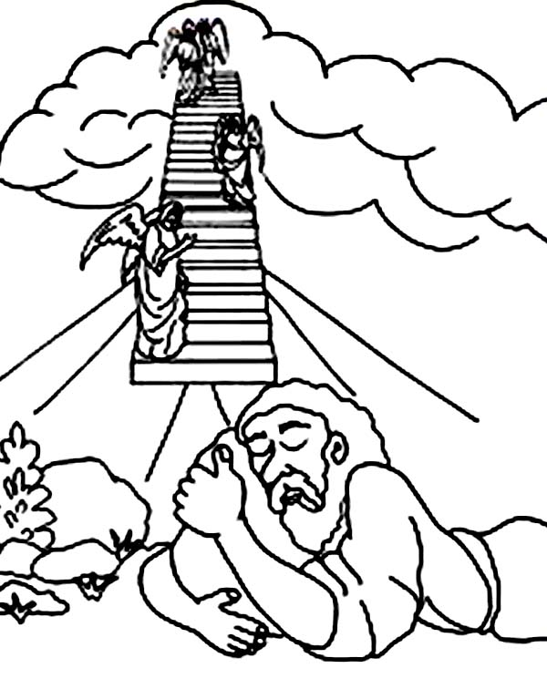 Ladder Coloring Page coloring page, coloring image, clipart images..