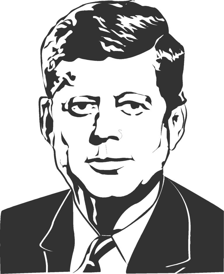 Kennedy Cliparts.
