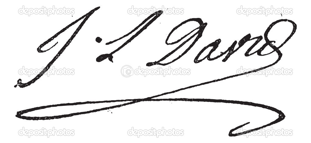 Signature of Jacques.