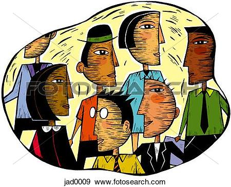 Group people Stock Illustration Images. 68,456 group people.