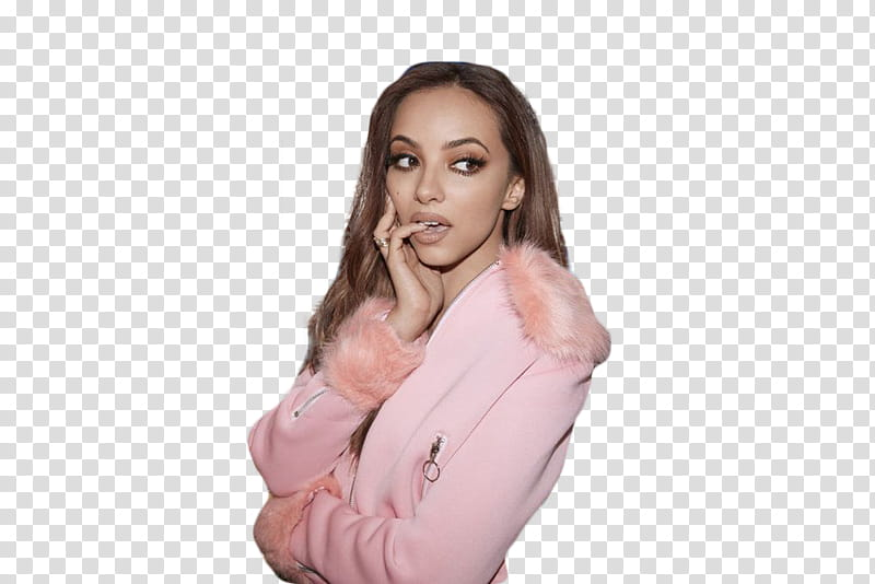 Ft Jade Thirlwall transparent background PNG clipart.