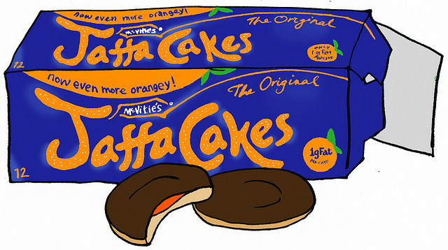 1000+ images about Jaffa Cakes on Pinterest.