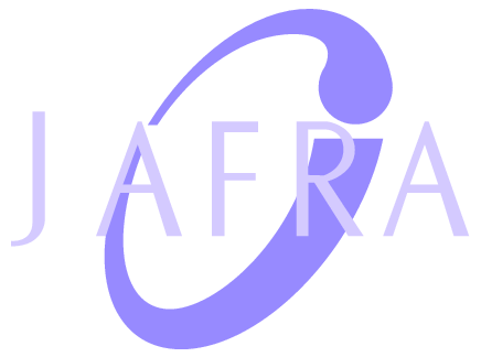 Jafra logo in 2019.