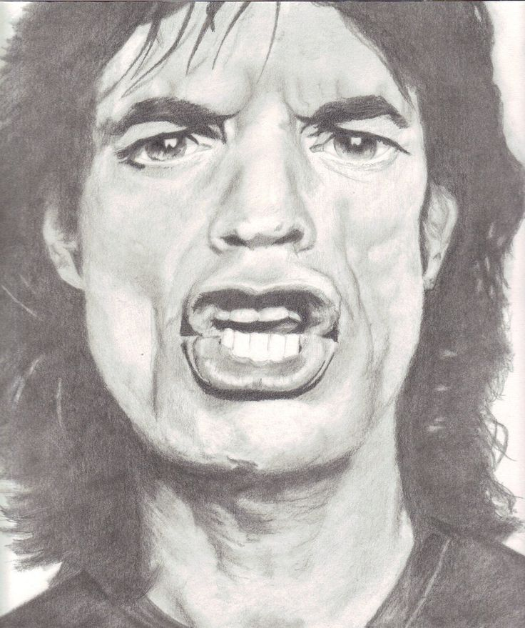 Art, Mick jagger and deviantART on Pinterest.