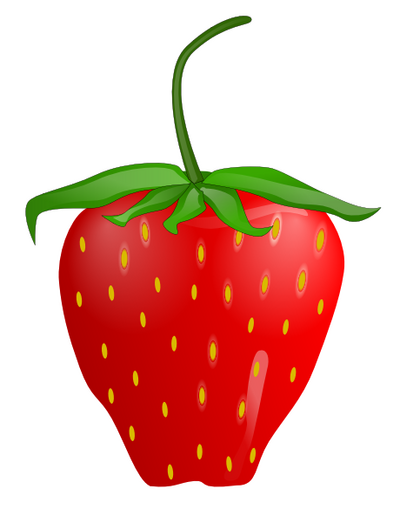 Strawberry Clip Art Free.
