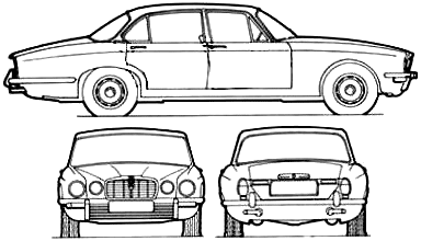 Jaguar Car Clipart.