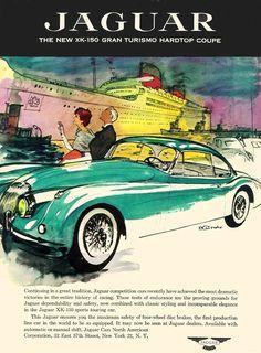 Free vintage clip art images: Austin Motor vintage ad.