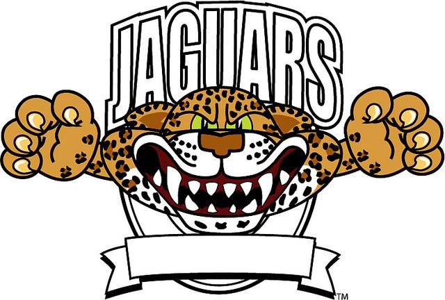 Jaguar Clip Art Vector.