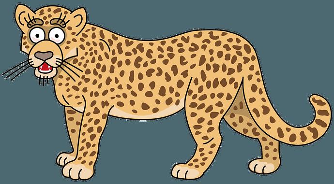 Jaguar clipart. Free download..