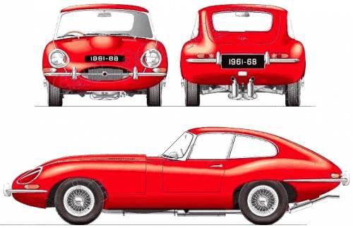 Blueprints > Cars > Jaguar > Jaguar E.