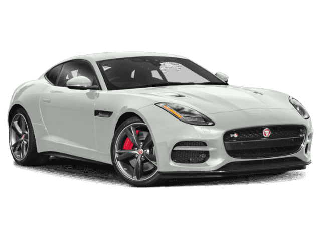 New 2020 Jaguar F.