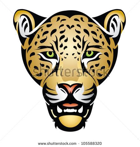 Jaguar Head Stock Images, Royalty.