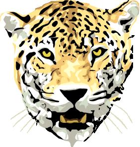Jaguar Clip Art at Clker.com.