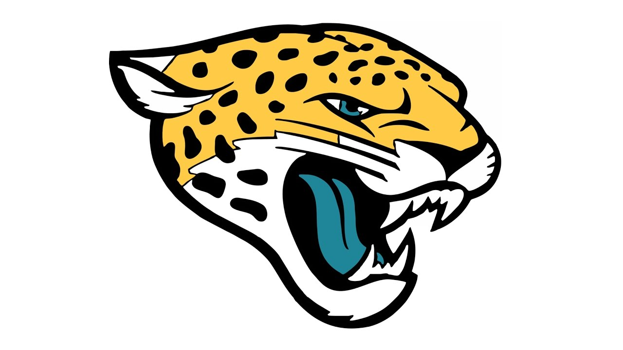 How to Draw the Jacksonville Jaguars Logo.