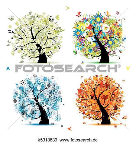 Jahreszeit Clip Art und Illustrationen. 420.989 jahreszeit Clipart.