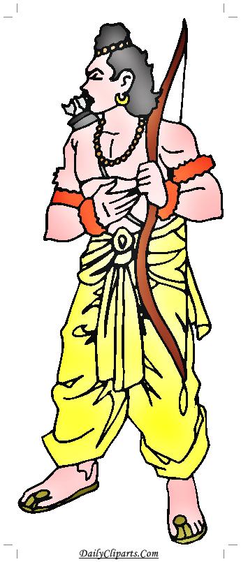 Jai Shree Ram Picture.