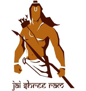 RAMJI Jai Shree Ram White Men t shirts & Hoodies online In.