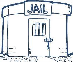 Jail Cartoon Clip Art.