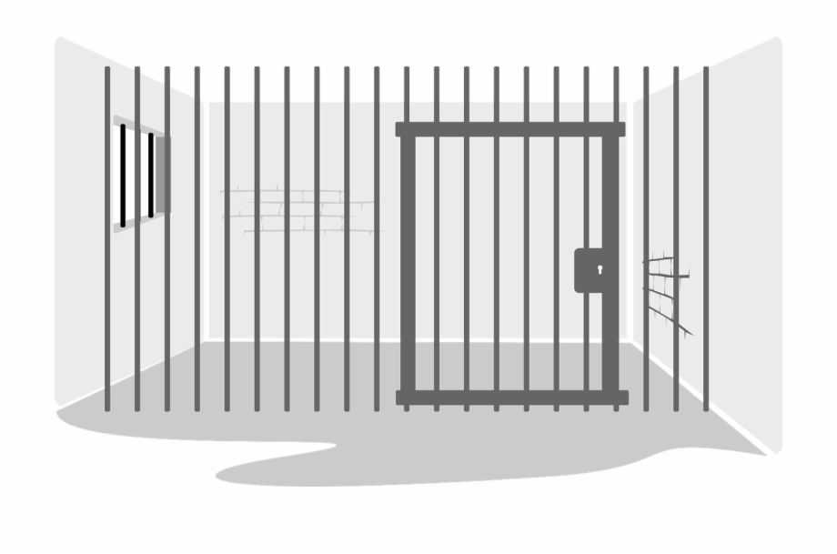 Free Prison Bars Png, Download Free Clip Art, Free Clip Art.