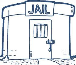 Free Jail Clipart.