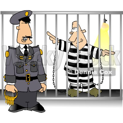 Clip Art Person Going To Jail Pictures to Pin on Pinterest.