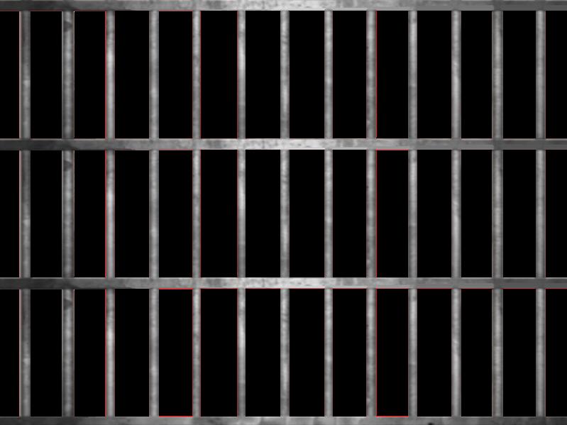 Jail PNG images, prison PNG free download.