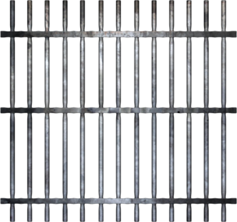 Jail PNG images, prison PNG free download.