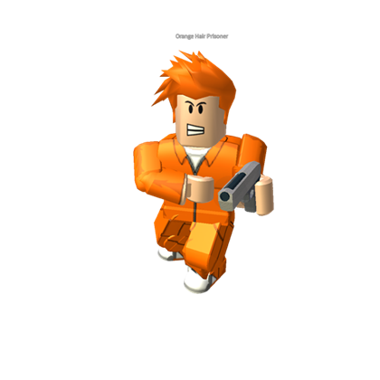 A Character from roblox JailBreak