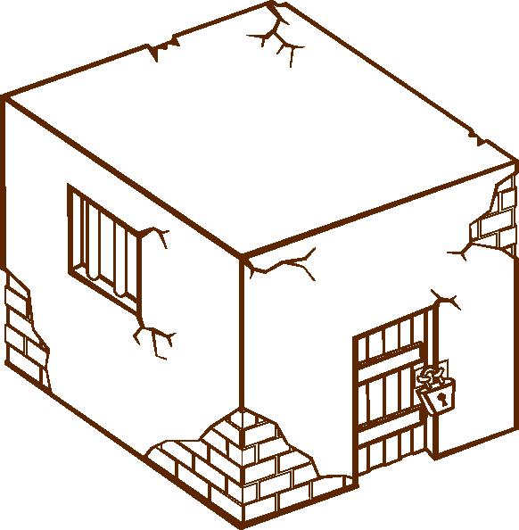 Jailhouse Clip Art at Clker.com.