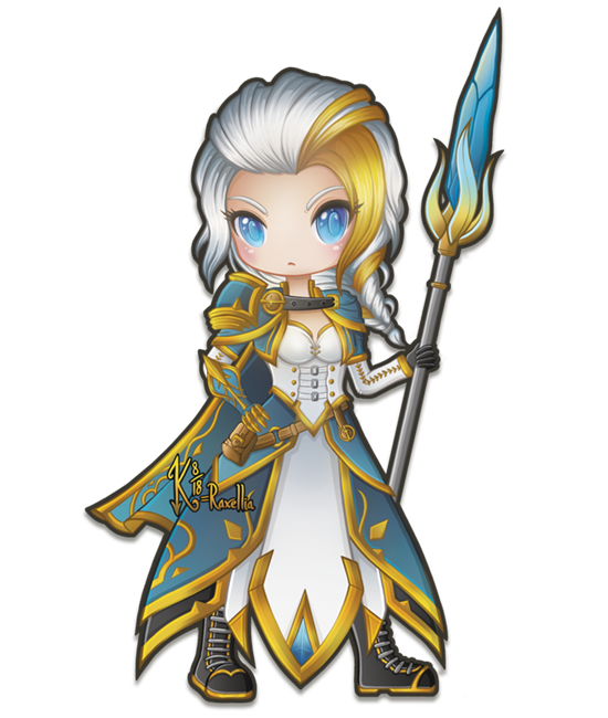 Jaina proudmoore download free clipart with a transparent.