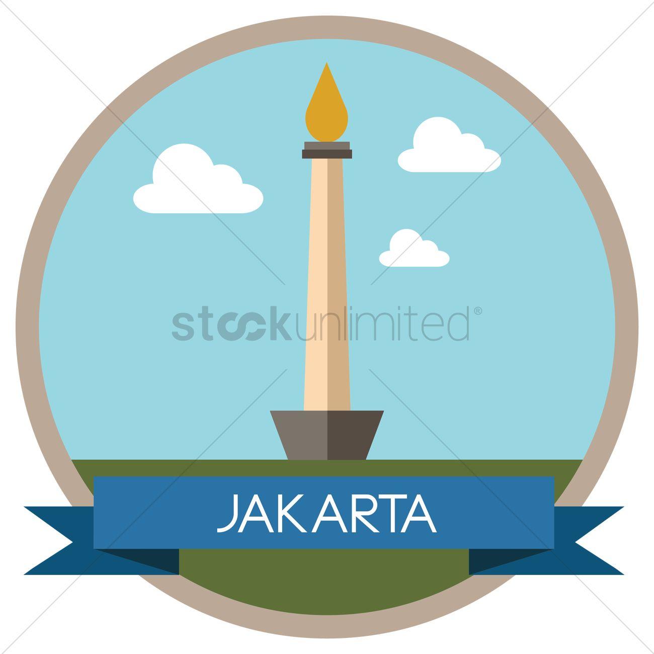 Free Jakarta Stock Vectors.
