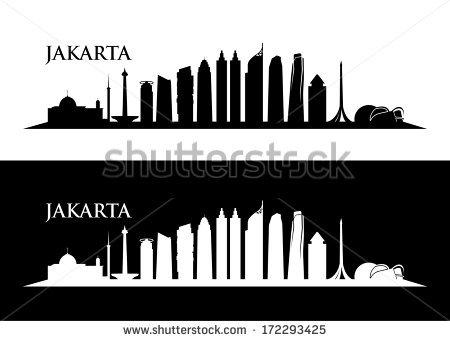 Jakarta Arkivvektorer, bilder og vektorkunst.