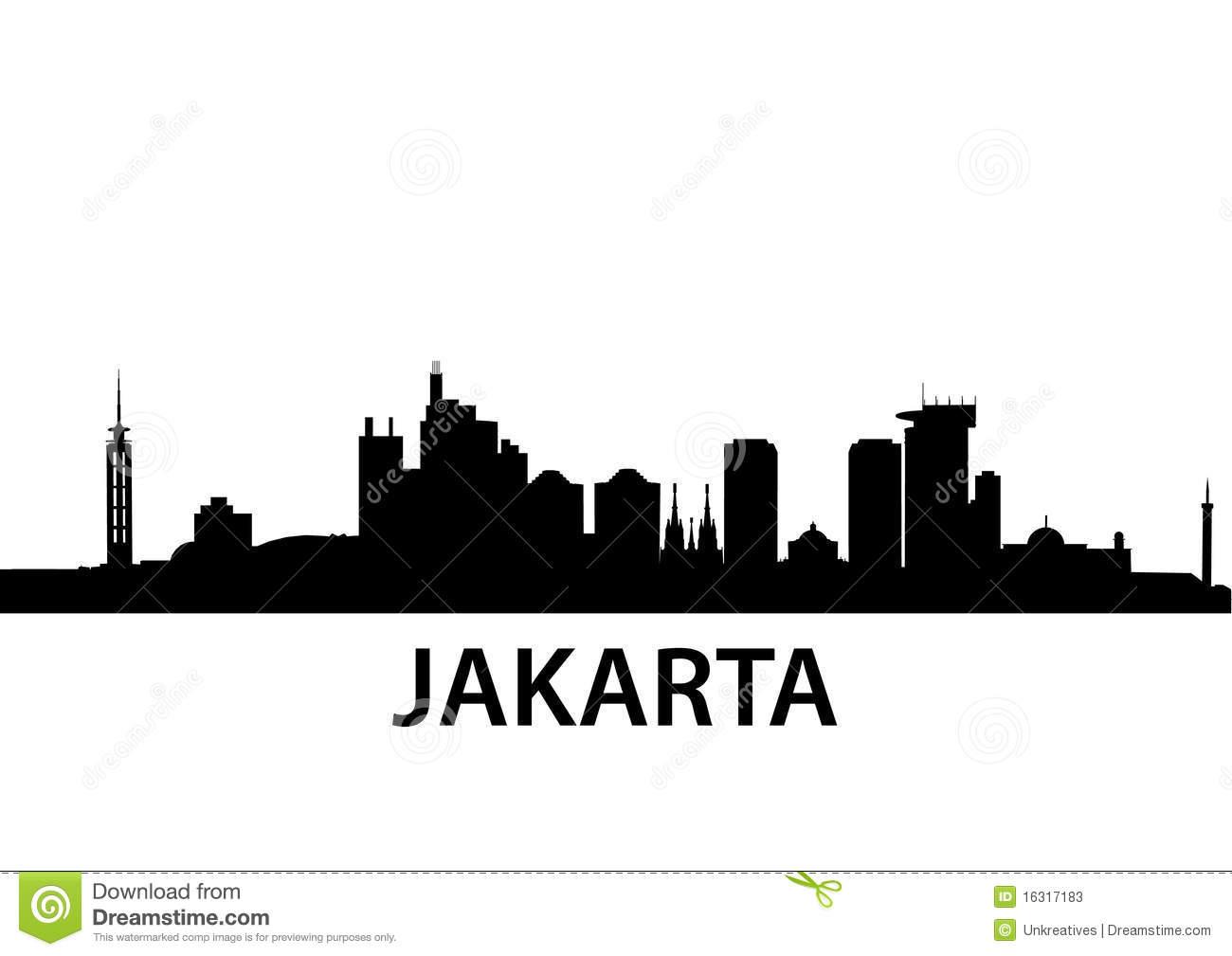 Jakarta Stock Illustrations.