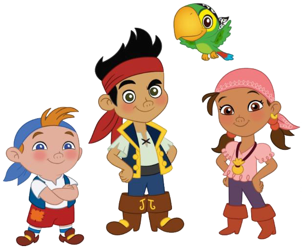 Argh Welcome To The Crew Of Jake And Never Land Pirates Clipart.