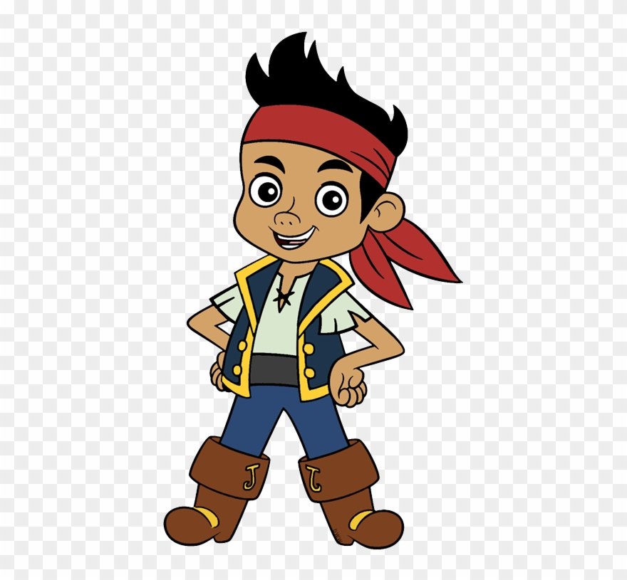Jake And The Neverland Pirates Clip Art.