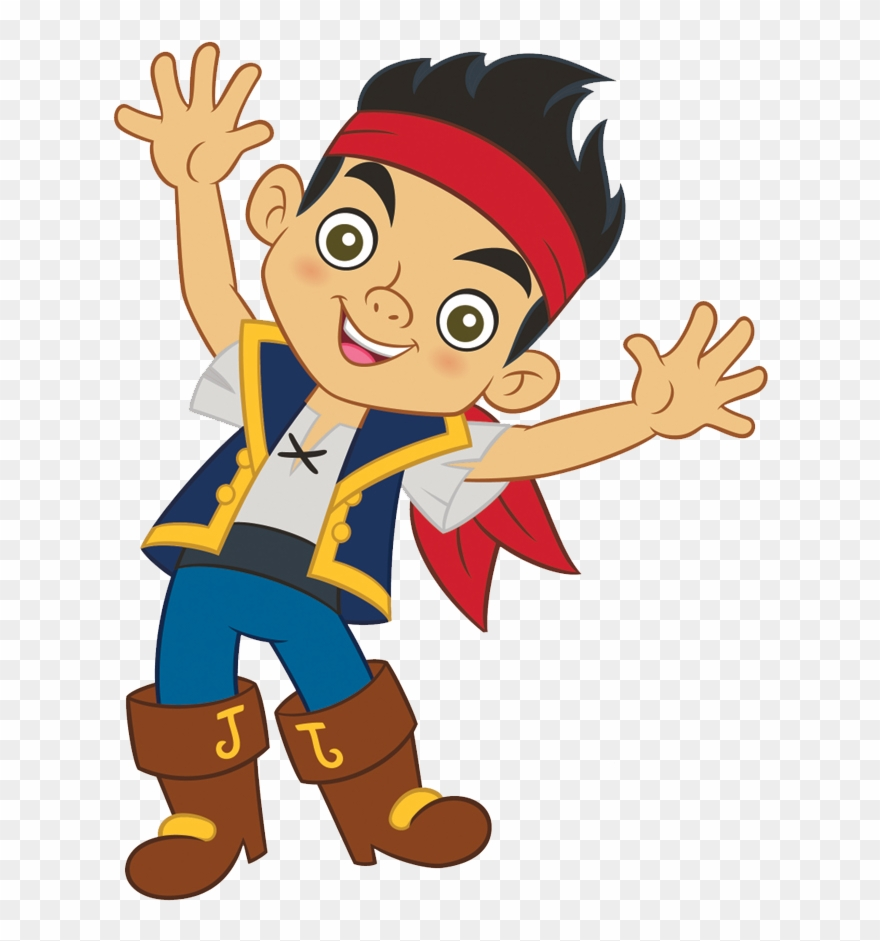 Jake And The Neverland Pirates Emi Finger Family Clipart (#131801.