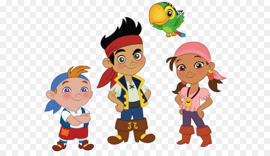 Captain Hook Peter Pan Smee Neverland Disney Jake and the Never Land.