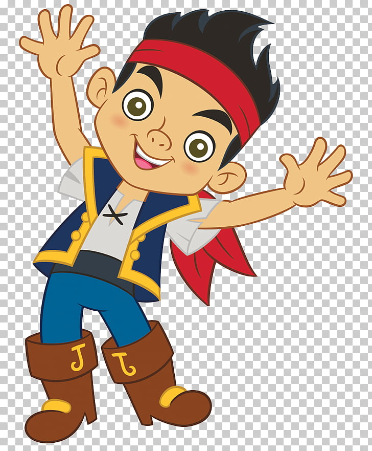 Captain Hook Piracy Neverland , jake PNG clipart.