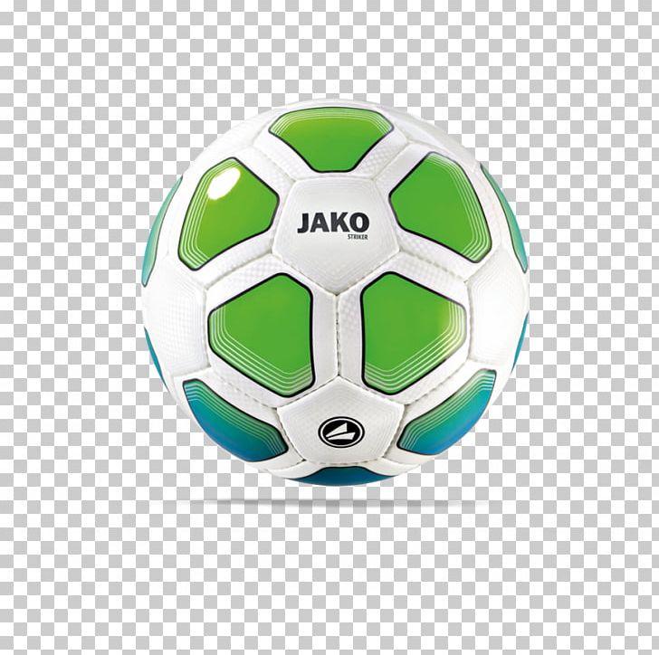 Football Jako Striker Blue White PNG, Clipart, Ball, Blue.