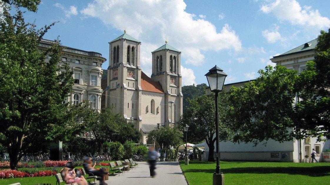St. Andräkirche.