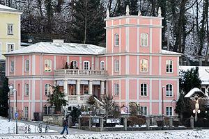 Liste der denkmalgeschützten Objekte in Salzburg.