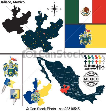 Jalisco Vector Clip Art EPS Images. 19 Jalisco clipart vector.