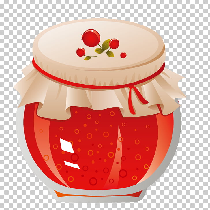 Computer Icons Autumn , Free material red jam PNG clipart.