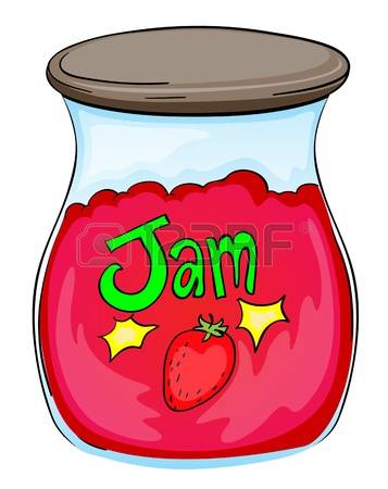 4,094 Jam Jar Stock Vector Illustration And Royalty Free Jam Jar.