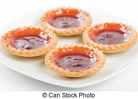 Jam tarts Stock Photos and Images. 3,530 Jam tarts pictures and.