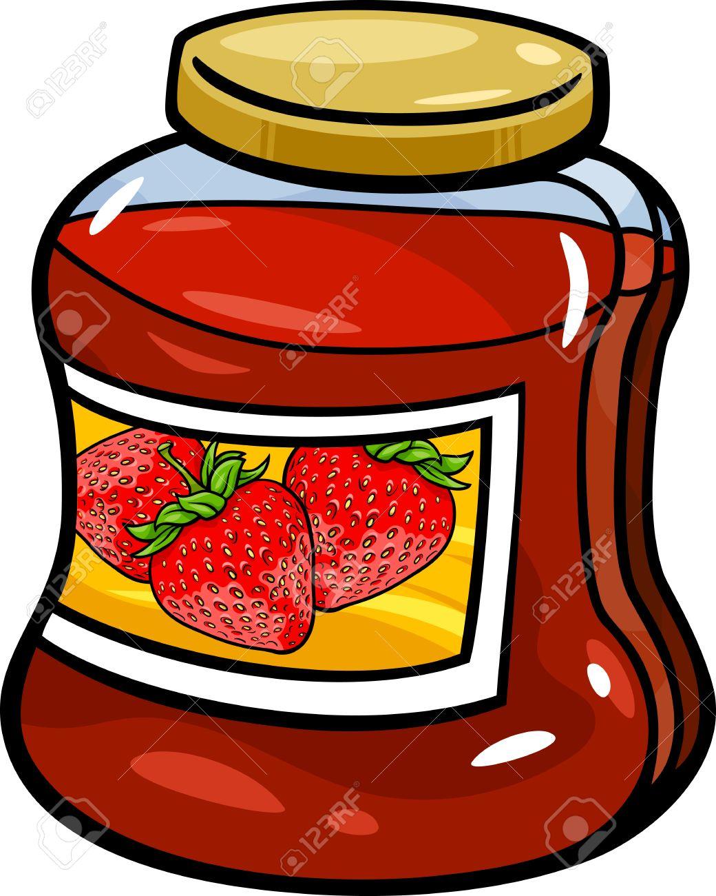 Jam clipart cartoon, Jam cartoon Transparent FREE for.