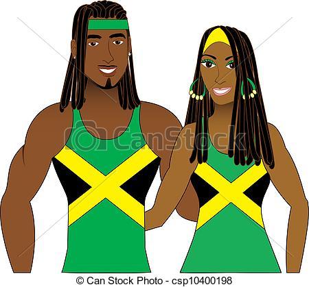 Jamaican Clipart Vector Graphics. 536 Jamaican EPS clip art vector.