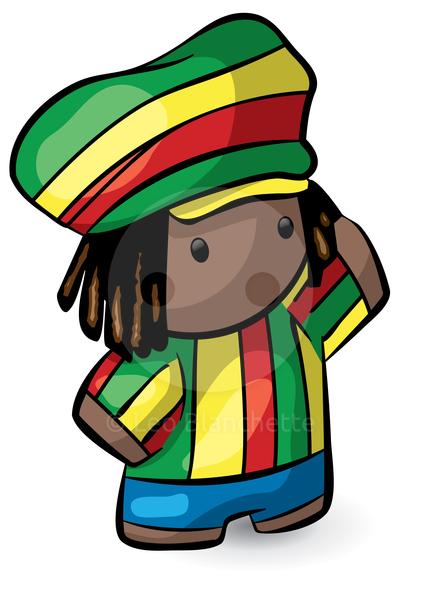 Jamaican Clipart.