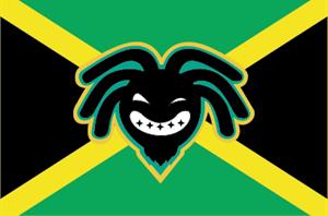 WWE Kofi Kingston jamaica flag Logo Vector (.AI) Free Download.
