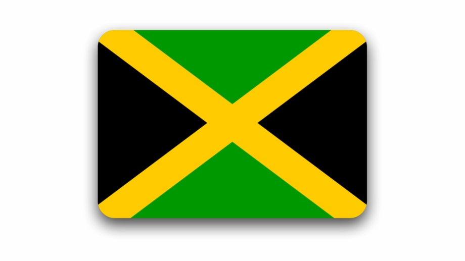 Jamaica Flag Free PNG Images & Clipart Download #2134781.